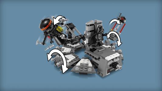 LEGO Star Wars (75183). La trasformazione di Darth Vader - 12