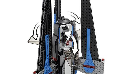 LEGO Star Wars (75185). Tracker I - 15