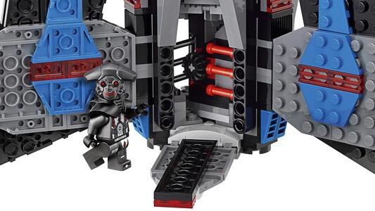 LEGO Star Wars (75185). Tracker I - 17