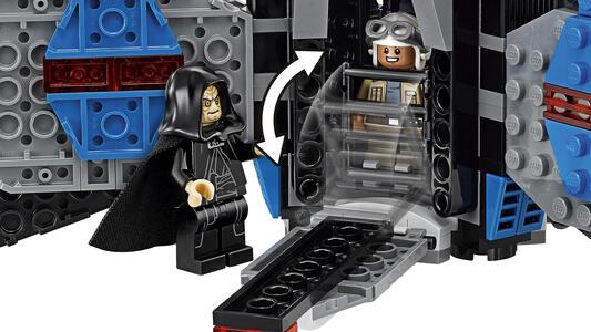 LEGO Star Wars (75185). Tracker I - 19