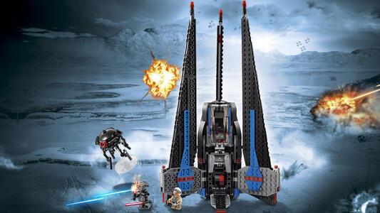 LEGO Star Wars (75185). Tracker I - 7