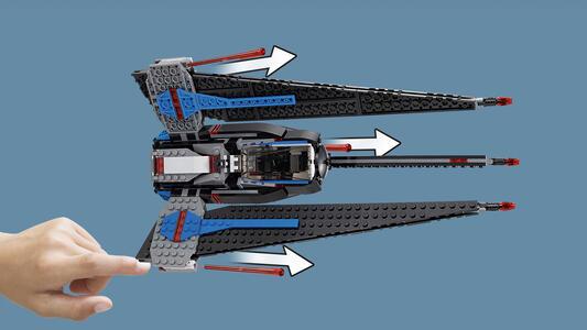 LEGO Star Wars (75185). Tracker I - 8