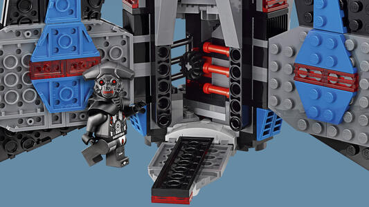 LEGO Star Wars (75185). Tracker I - 10