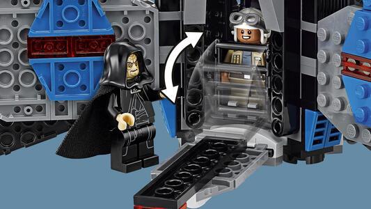 LEGO Star Wars (75185). Tracker I - 11