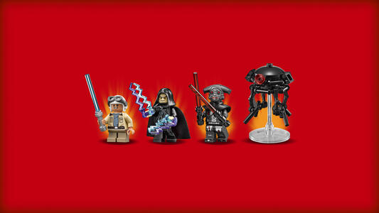 LEGO Star Wars (75185). Tracker I - 12