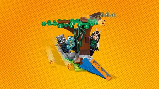 LEGO Super Heroes (76079). L'attacco del Ravager - 14