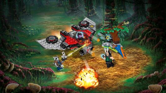 LEGO Super Heroes (76079). L'attacco del Ravager - 29
