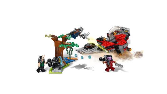 LEGO Super Heroes (76079). L'attacco del Ravager - 30