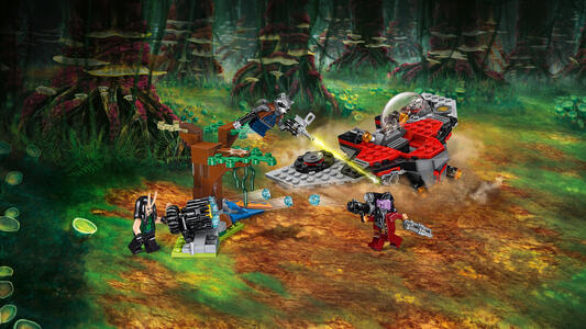 LEGO Super Heroes (76079). L'attacco del Ravager - 31