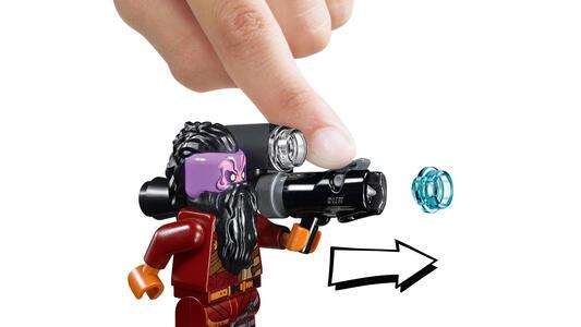 LEGO Super Heroes (76079). L'attacco del Ravager - 32