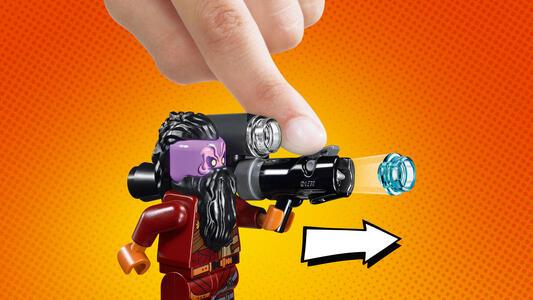 LEGO Super Heroes (76079). L'attacco del Ravager - 33