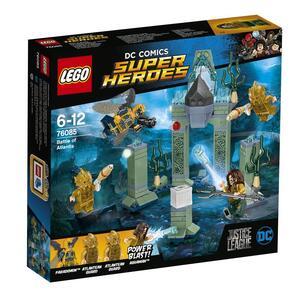 LEGO Marvel Super Heroes 76085. La Battaglia Di Atlantide