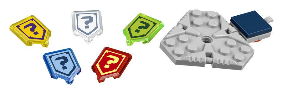 LEGO Nexo Knights (70373). Poteri NEXO combinati - 2