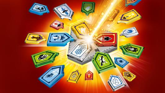 LEGO Nexo Knights (70373). Poteri NEXO combinati - 3