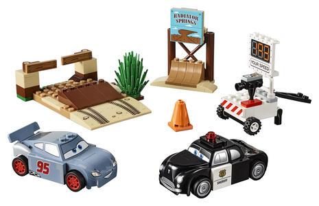 LEGO Juniors (10742). Test di velocità a Picco Willy - 3