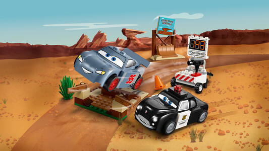 LEGO Juniors (10742). Test di velocità a Picco Willy - 4