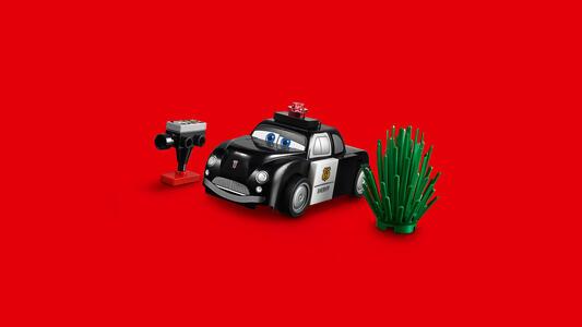 LEGO Juniors (10742). Test di velocità a Picco Willy - 5