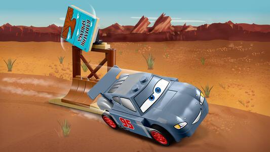 LEGO Juniors (10742). Test di velocità a Picco Willy - 6