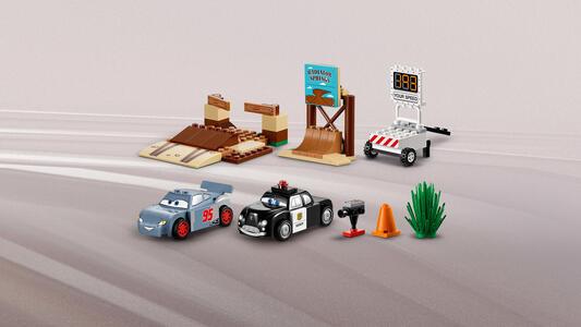 LEGO Juniors (10742). Test di velocità a Picco Willy - 7