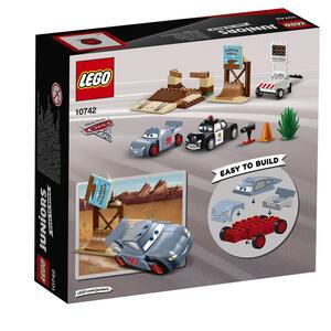 LEGO Juniors (10742). Test di velocità a Picco Willy - 8