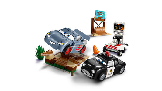 LEGO Juniors (10742). Test di velocità a Picco Willy - 9