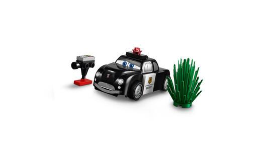 LEGO Juniors (10742). Test di velocità a Picco Willy - 10