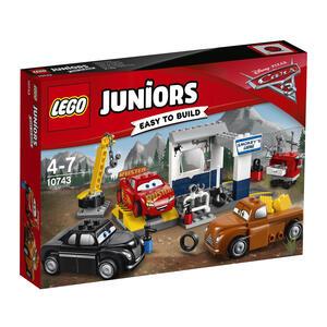 LEGO Juniors (10743). Il garage di Smokey - 2