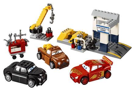 LEGO Juniors (10743). Il garage di Smokey - 6