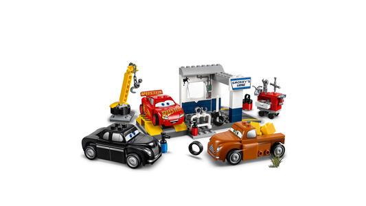 LEGO Juniors (10743). Il garage di Smokey - 12
