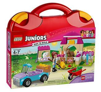 LEGO Juniors (10746). Valigetta della fattoria - 2
