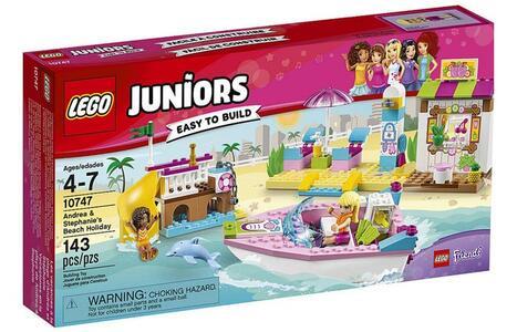 LEGO Juniors (10747). Vacanze al mare - 2