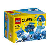 Giocattolo LEGO Classic (10706). Scatola della Creatività Blu Lego