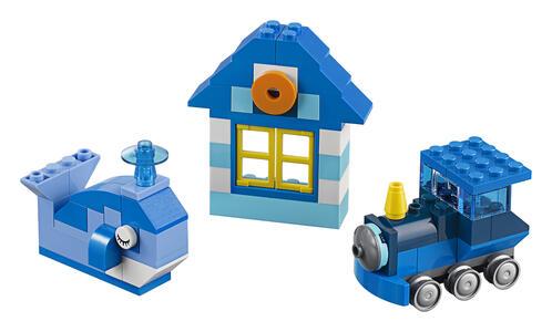 LEGO Classic (10706). Scatola della Creatività Blu - 3