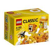 Giocattolo Lego Classic. Scatola della Creatività Arancione (10709) Lego