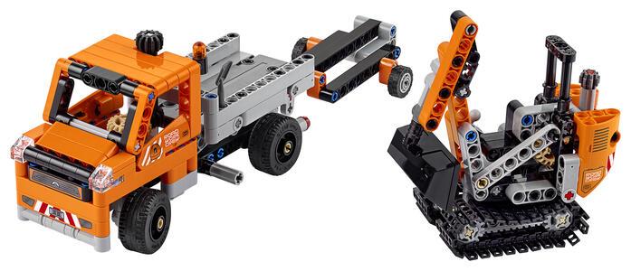 LEGO Technic (42060). Mezzi stradali - 3