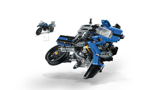 LEGO Technic (42063). BMW R 1200 GS Adventure - 6