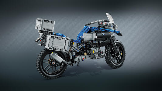 LEGO Technic (42063). BMW R 1200 GS Adventure - 9