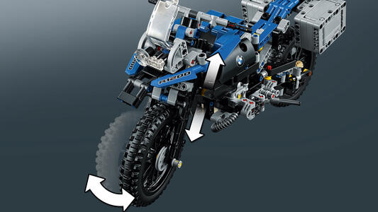 LEGO Technic (42063). BMW R 1200 GS Adventure - 11
