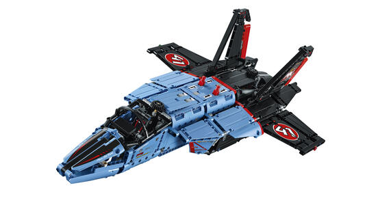 LEGO Technic (42066). Jet da gara - 7