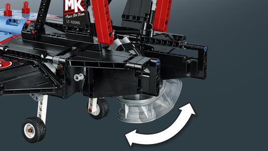 LEGO Technic (42066). Jet da gara - 10
