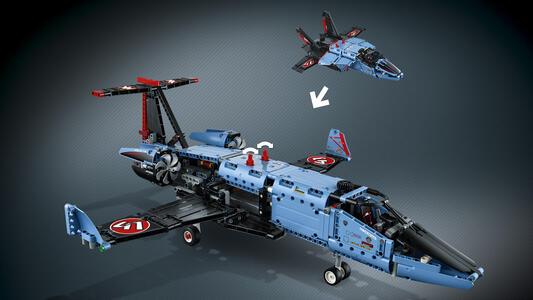 LEGO Technic (42066). Jet da gara - 14
