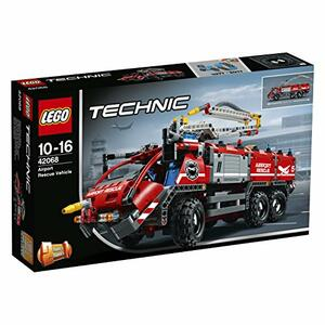 LEGO Technic (42068). Veicolo di Soccorso Aeroportuale - 5