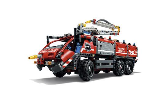 LEGO Technic (42068). Veicolo di Soccorso Aeroportuale - 6