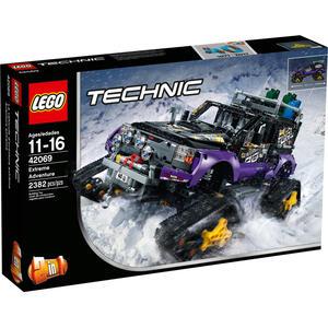 LEGO Technic (42069). Avventura estrema
