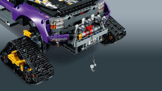 LEGO Technic (42069). Avventura estrema - 10