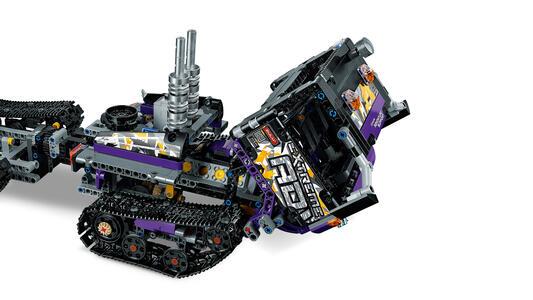 LEGO Technic (42069). Avventura estrema - 13