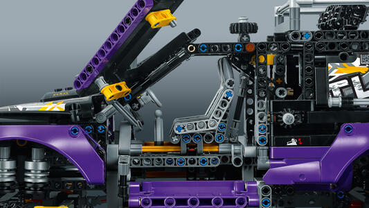 LEGO Technic (42069). Avventura estrema - 14