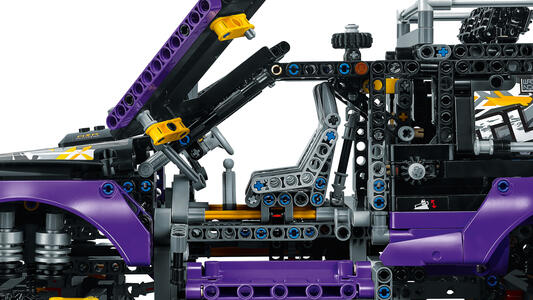 LEGO Technic (42069). Avventura estrema - 15