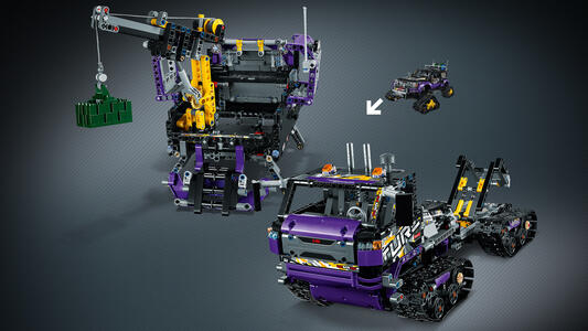 LEGO Technic (42069). Avventura estrema - 4