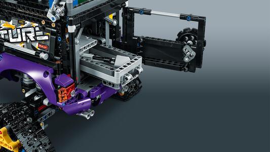 LEGO Technic (42069). Avventura estrema - 5